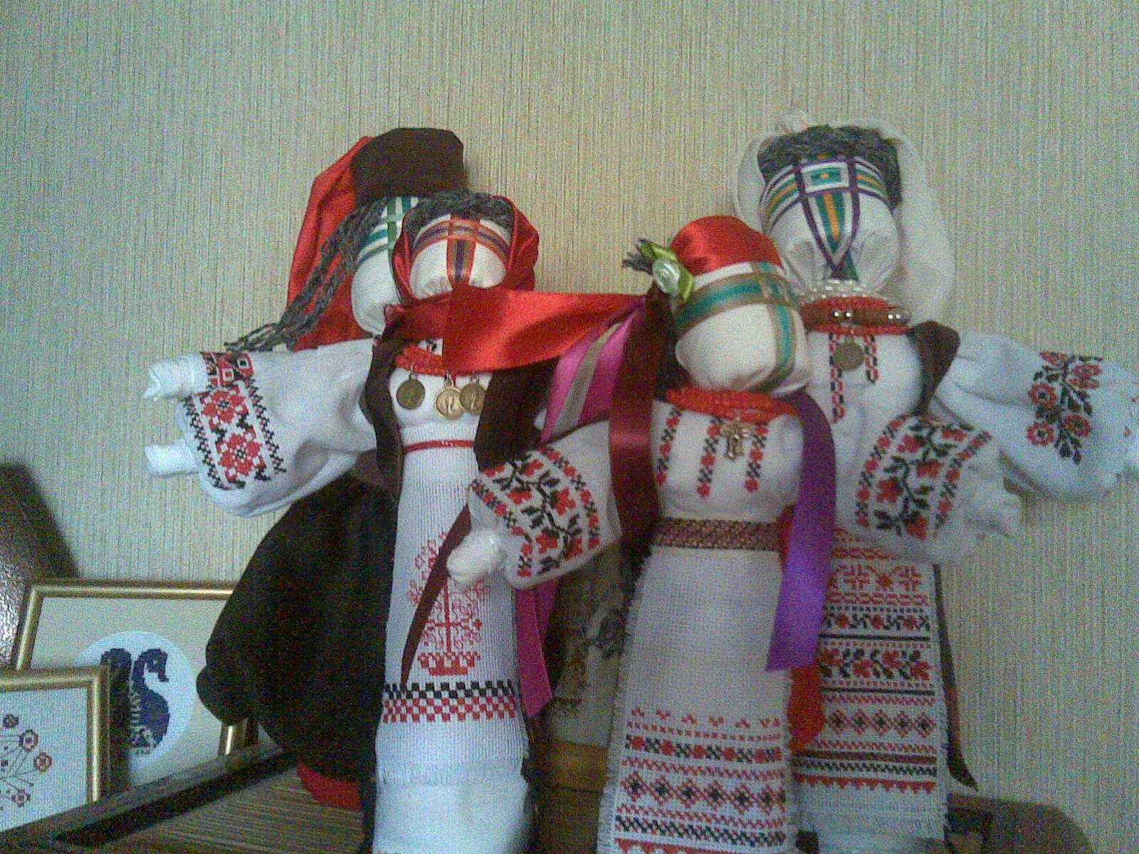 Кукла мотанка своими руками (мастер-класс) Коробочка идей и мастер 33